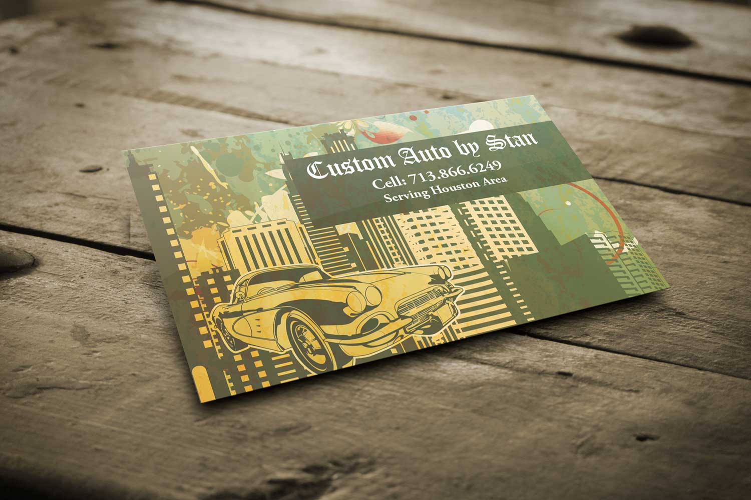 Corporate Business Cards – NYC & NJ Locations – We