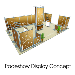 Tradeshow Display NYC
