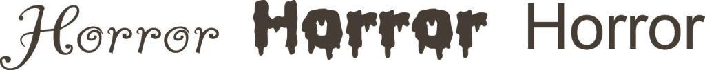 fonts print design
