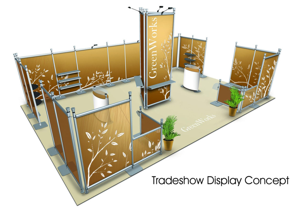 tradeshow display service
