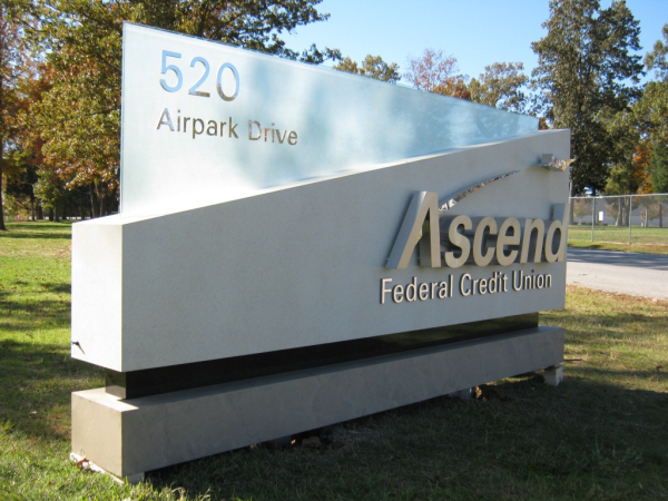 Choosing the right sign for your business accent for Exterior signage design